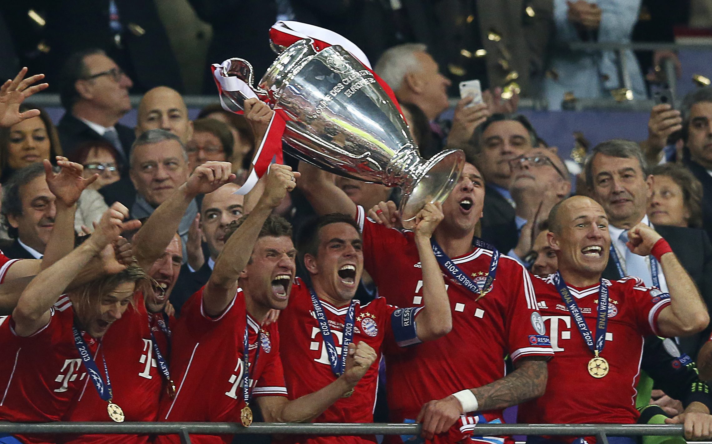 bayern champion league